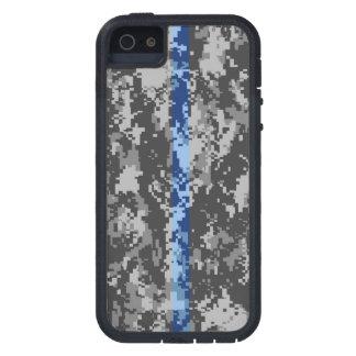Thin Blue Line Camo iPhone 5 Case
