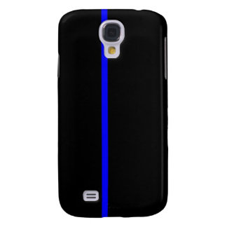 Thin Blue Line Galaxy S4 Covers