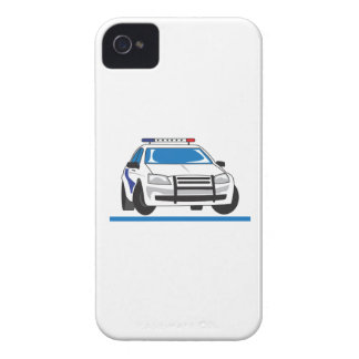 THIN BLUE LINE iPhone 4 CASE