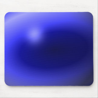 Thin Blue Line Eyeball Mouse Pad