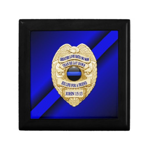 Thin Blue Line Gift Boxes