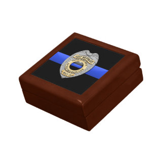 Thin Blue Line Gift Box