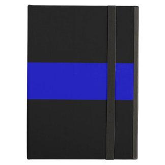 Thin Blue Line iPad Air Case
