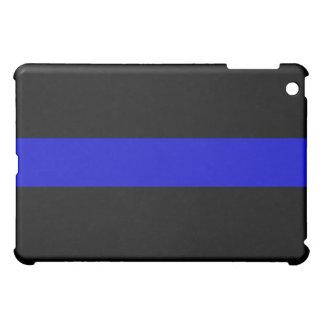 Thin Blue Line IPad Case