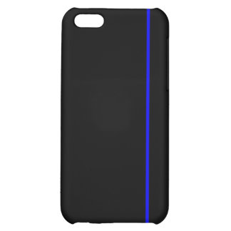 Thin blue line iPhone case iPhone 5C Covers