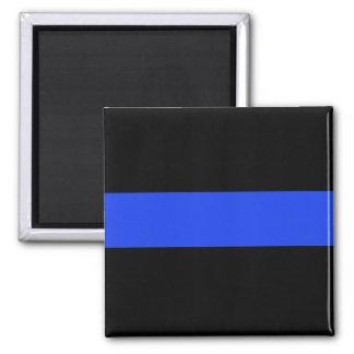 Thin Blue Line Fridge Magnets