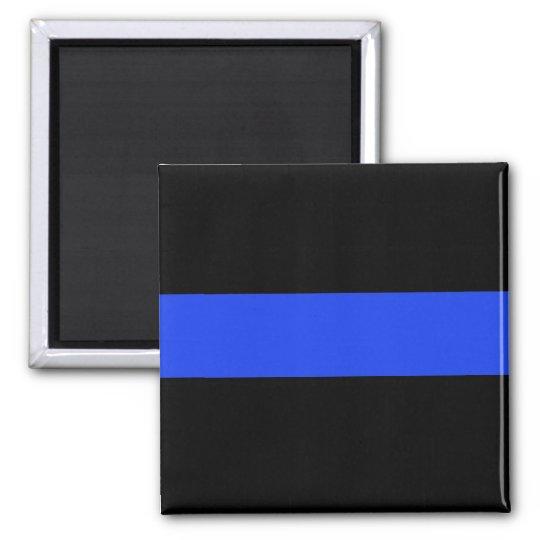 Thin Blue Line Magnet