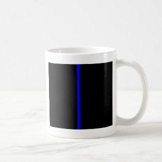 Thin Blue Line Classic White Coffee Mug