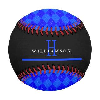 Thin Blue Line Police Anniversary Custom Baseball