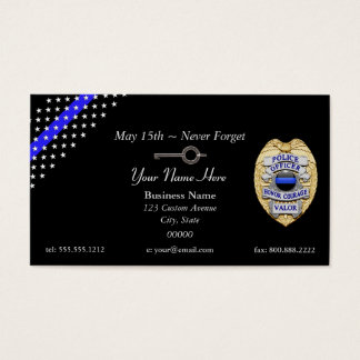 Police Business Cards Police Business Card Templates - Police business cards templates