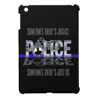 Thin Blue Line: POLICE iPad Mini Case