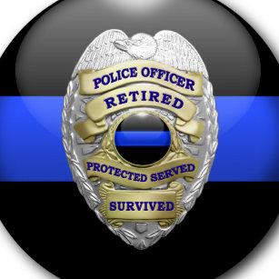 Police Badge Accessories | Zazzle