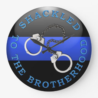 Thin Blue Line - Shackled to the Brotherhood Clock