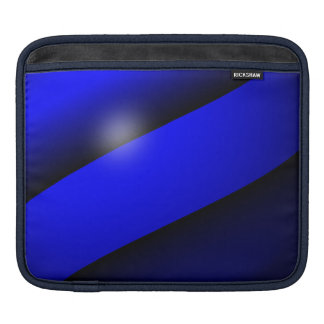 Thin Blue Line Sleeve For iPads