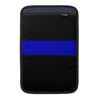 Thin Blue Line Sleeve For MacBook Air