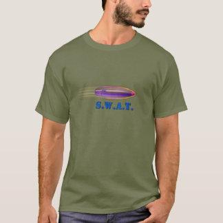 Thin Blue Line - SWAT T-Shirt