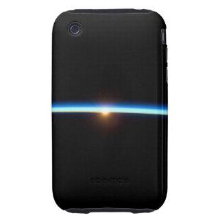 Thin Blue Line Tough iPhone 3 Cases