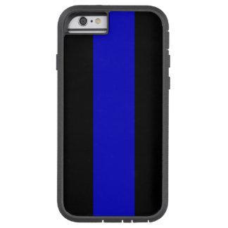 Thin Blue Line Tough Xtreme iPhone 6 Case