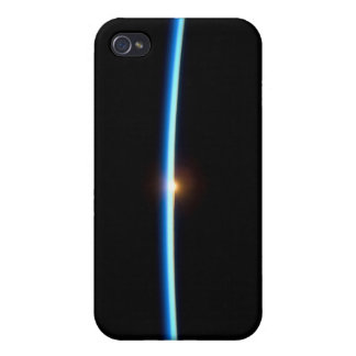 Thin Blue Lne iPhone Case iPhone 4/4S Cover