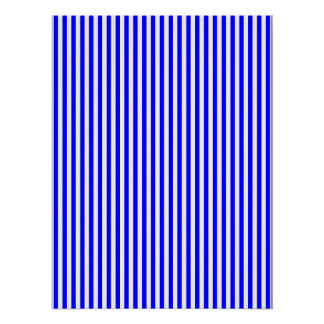 Thin Blue Stripes Poster