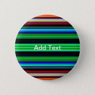Thin Colorful Stripes - 1 Button