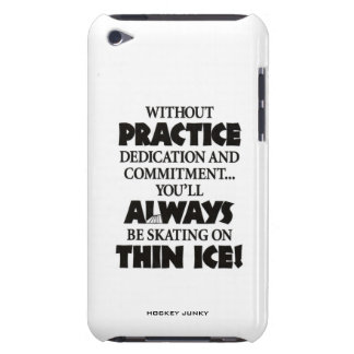THIN ICE! Case-Mate iPod TOUCH CASE