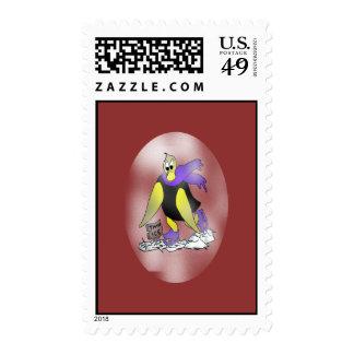 Thin Ice Stamp