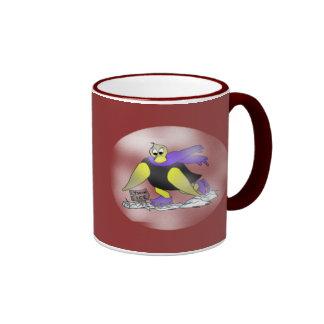 Thin Ice Ringer Mug