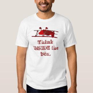 Thin INSIDE the box T Shirt