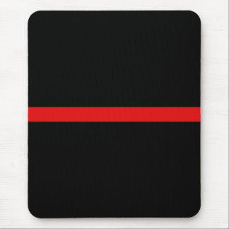 Thin Line Collection-Firemen-Doctors-Medic-Rescue Mouse Pad