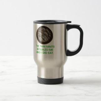 Thin Mints 15 Oz Stainless Steel Travel Mug