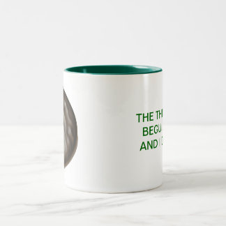 Thin Mints Two-Tone Coffee Mug