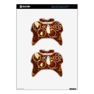 Thin section of a brick under the microscope xbox 360 controller decal