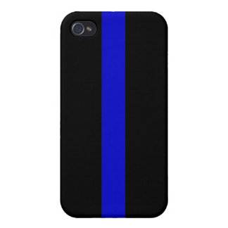 ThinBlueLine2 Cases For iPhone 4
