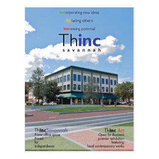 ThincPostcard Postcard