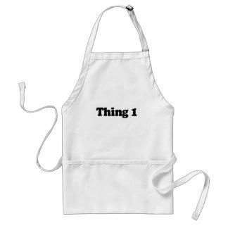 Thing 1 apron