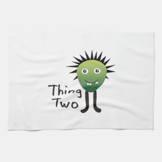 THING TWO KITCHEN TOWELS