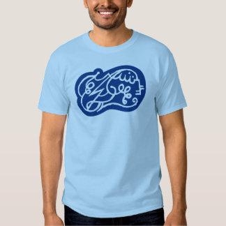 Thingamajig, blue t shirt