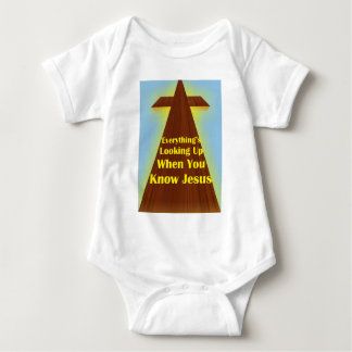Things are Looking Up! Baby Bodysuit
