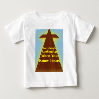 Things are Looking Up! Baby T-Shirt