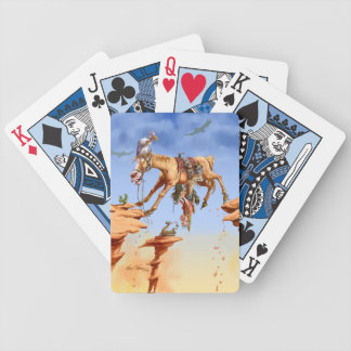 Things are Looking Up! Bicycle Playing Cards