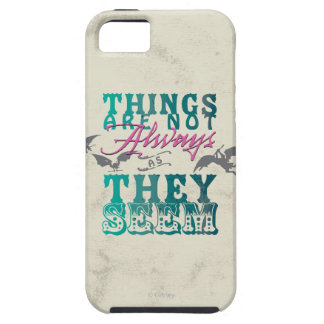 Things Are Not Always as They Seem iPhone SE/5/5s Case