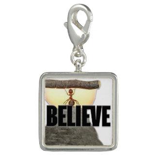 """""""...things are possible to him that BELIEVE"""" Charm"""