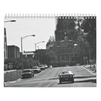 Things around austin 2011 calendar