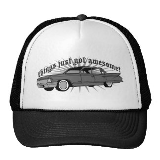 Things just got Awesome! Trucker Hat