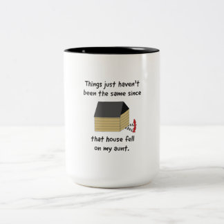 Things Just Haven't Been the Same Two-Tone Coffee Mug
