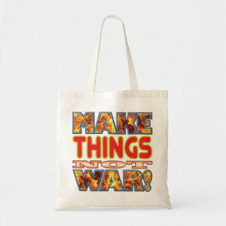 Things Make X Budget Tote Bag