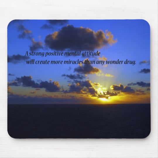 Things of a Spiritual nature Mouse Pad