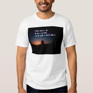 Things of a Spiritual nature T Shirts