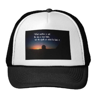 Things of a Spiritual nature Trucker Hat